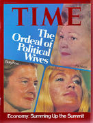 Time Magazine October 7, 1974 Magazine