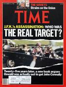 Time Magazine November 28, 1988 Magazine