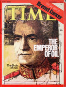 Time Magazine November 4, 1974 Magazine