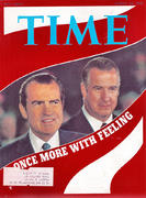 Time Magazine August 28, 1972 Magazine
