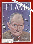 Time Magazine November 17, 1961 Magazine