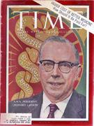 Time Magazine July 7, 1961 Magazine