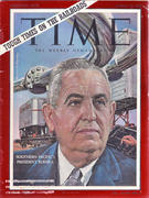 Time Magazine August 11, 1961 Magazine