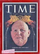 Time Magazine April 8, 1957 Magazine