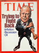 Time Magazine October 14, 1974 Magazine