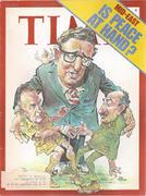 Time Magazine August 25, 1975 Magazine