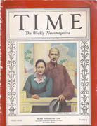 Time Magazine January 3, 1938 Magazine