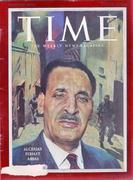 Time Magazine October 13, 1958 Magazine