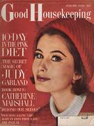 Good Housekeeping January 1962 Magazine