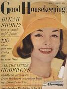 Good Housekeeping April 1962 Magazine