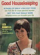 Good Housekeeping January 1973 Magazine