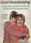 Good Housekeeping January 1972 Magazine