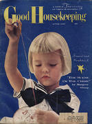 Good Housekeeping April 1957 Magazine