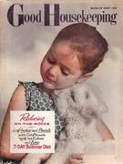 Good Housekeeping August 1957 Magazine