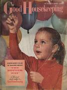 Good Housekeeping October 1957 Magazine