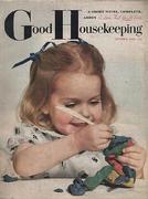 Good Housekeeping October 1956 Magazine