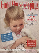 Good Housekeeping October 1954 Magazine
