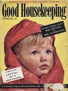 Good Housekeeping November 1954 Magazine