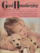 Good Housekeeping January 1959 Magazine