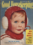 Good Housekeeping January 1955 Magazine