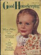 Good Housekeeping April 1959 Magazine