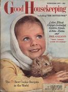 Good Housekeeping September 1957 Magazine