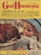 Good Housekeeping January 1958 Magazine