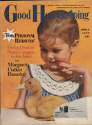 Good Housekeeping April 1958 Magazine
