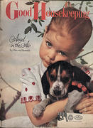Good Housekeeping March 1958 Magazine