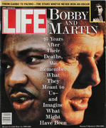 LIFE Magazine April 1993 Magazine