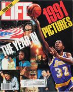LIFE Magazine January 1992 Magazine