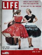 LIFE Magazine April 12, 1954 Magazine