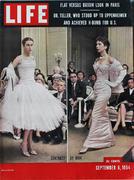 LIFE Magazine September 6, 1954 Magazine