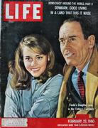 LIFE Magazine February 22, 1960 Magazine
