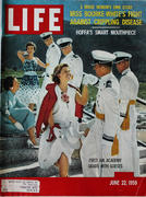 LIFE Magazine June 22, 1959 Magazine