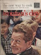 Woman's Day Magazine June 1956 Magazine