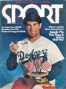 Sport Magazine April 1976 Magazine