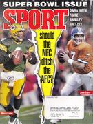 Sport Magazine February 1997 Magazine