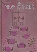 The New Yorker March 31, 1975 Magazine