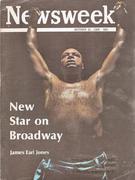 Newsweek Magazine October 21, 1968 Magazine