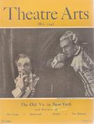 Theatre Arts Magazine May 1946 Magazine
