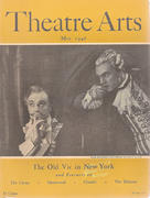 Theatre Arts Magazine May 1946 Magazine