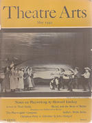 Theatre Arts Magazine May 1943 Magazine
