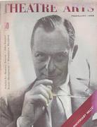 Theatre Arts Magazine February 1955 Magazine