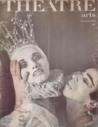 Theatre Arts Magazine October 1951 Magazine