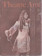 Theatre Arts Magazine February 1947 Magazine
