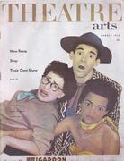 Theatre Arts Magazine August 1952 Magazine