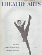 Theatre Arts Magazine November 1960 Magazine
