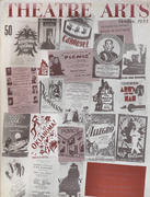 Theatre Arts Magazine October 1955 Magazine