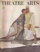 Theatre Arts Magazine June 1954 Magazine